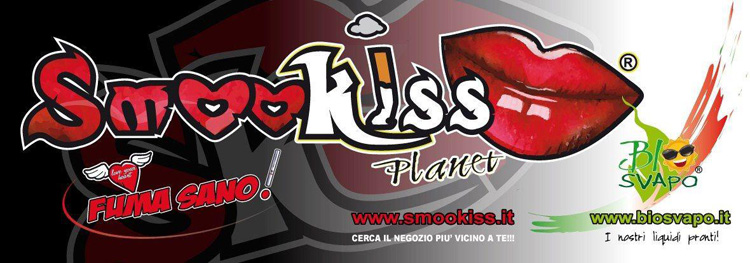 Smookiss Planet - Franchising Sigarette Elettroniche